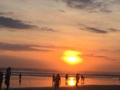 バリ島に来て、絶対に見て欲しい夕陽