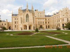 春のチェコとウィーンを巡る(チェコ編) 30 14日目� レドニツェ城