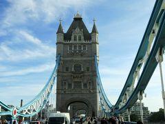 子連れdeイギリス(2) 時間足りな過ぎたロンドン一日観光
