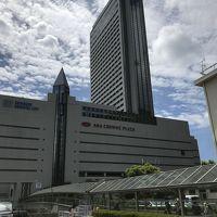 神戸ホテルステイ〜ANAクラウンプラザホテル神戸に宿泊、布引の滝観光〜