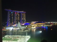 はじめてのシンガポール(1)LCCスクートとマンダリンオリエンタルホテルのクラブフロア