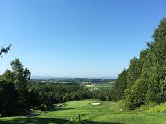 ちょっと遅めの夏休みで北海道に帰省 その2 ゴルフ編