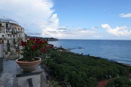 美しき南イタリア旅行♪ Vol.78(第4日)☆Tropea:トロペア旧市街からイゾラベッラへパノラマ♪
