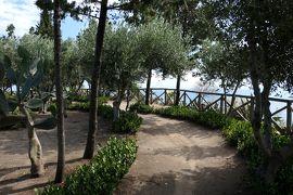 美しき南イタリア旅行♪ Vol.80(第4日)☆Tropea:イゾラベッラ「Santuario di Santa Maria dell'Isola」の美しい庭園♪