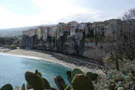 美しき南イタリア旅行♪ Vol.81(第4日)☆Tropea:イゾラベッラ「Santuario di Santa Maria dell'Isola」の庭園とパノラマ♪