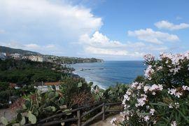 美しき南イタリア旅行♪ Vol.83(第4日)☆Tropea:イゾラベッラからトロペア旧市街へ歩いてショッピング♪
