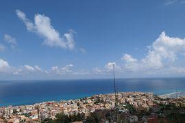 美しき南イタリア旅行♪ Vol.85(第4日)☆Tropea→Nicotera:トロペアから絶景を眺めながらニコテーラへ♪