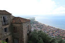 美しき南イタリア旅行♪ Vol.88(第4日)☆Nicotera:「ニコテーラ」古城とパノラマ♪