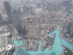 10:エティハド航空5フライト8か国周遊:本当に高かったドバイの街並み