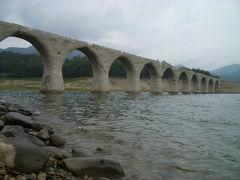 幻の橋(?)を見に行ってきました。