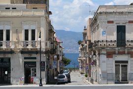 美しき南イタリア旅行♪ Vol.92(第4日)☆Reggio di Calabria:レッジョ・ディ・カラブリア元旧市街 優雅な散歩♪