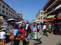 西アフリカ4ヶ国の旅(4) ガーナのアクラ