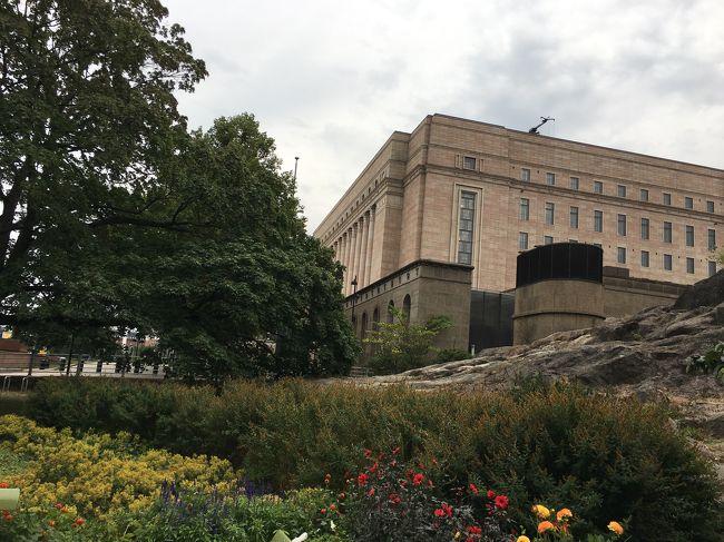 フィンランド(ヘルシンキ.タンペレ)母娘旅  その1
