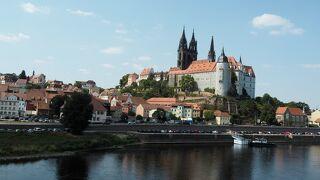 2018夏のドイツ旅(その10)6日目「旅するドイツ語」を見て行きたくなったマイセン(ザクセン州)