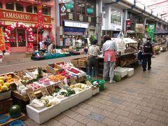 越後・新潟 どこかにマイルで市場巡りと湊町をぶらぶら歩き旅ー4
