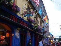 アイルランドで夏休み 3 ゴールウェイ クラダリングとパブ巡り