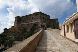 美しき南イタリア旅行♪ Vol.98(第4日)☆Scilla:イタリア美しき村「シッラ」古城へ素晴らしい風景♪