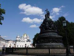 【ロシア旅行記②】ロシア最古の都市・ノヴゴロドに日帰り観光