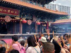 2018年夏の香港(シャングリラホテル泊)、1泊だけだけど満載の旅