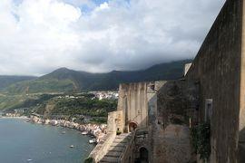 美しき南イタリア旅行♪ Vol.100(第4日)☆Scilla:美しき古城「シッラ城」(ルッフォ城)優雅に鑑賞♪