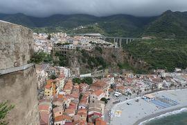 美しき南イタリア旅行♪ Vol.101(第4日)☆Scilla:美しき古城「シッラ城」(ルッフォ城)素晴らしいパノラマ♪