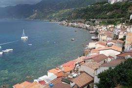 美しき南イタリア旅行♪ Vol.105(第4日)☆Scilla:イタリア美しき村「シッラ」旧市街からパノラマ♪