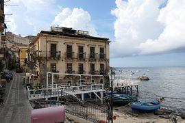 美しき南イタリア旅行♪ Vol.107(第4日)☆Scilla:イタリア美しき村「シッラ」美しい漁港と町並み♪