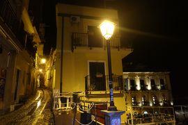 美しき南イタリア旅行♪ Vol.109(第4日)☆Scilla:イタリア美しき村「シッラ」美しい夜景♪