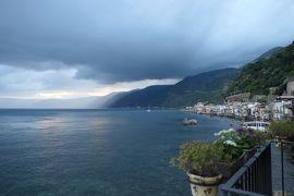 美しき南イタリア旅行♪ Vol.112(第5日)☆Scilla:シッラの高級ホテル「Il Principe di Scilla」朝の風景と朝食♪