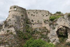 美しき南イタリア旅行♪ Vol.114(第5日)☆Gerace:イタリア美しき村「ジェラーチェ」哀愁の帯びた古城♪