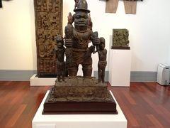 2018年夏の18きっぷ3日目 今年もアフリカンアートミュージアムに行く