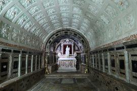 美しき南イタリア旅行♪ Vol.118(第5日)☆Gerace:イタリア美しき村「ジェラーチェ」大聖堂の美しいクリプタ♪