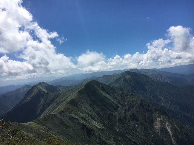 夏休みを利用して炎天下の谷川岳とたんばらラベンダーパークをハイキングしてきました。