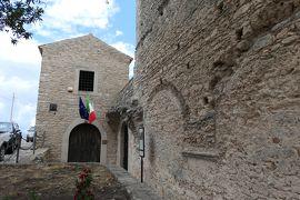 美しき南イタリア旅行♪ Vol.121(第5日)☆Gerace:イタリア美しき村「ジェラーチェ」古い教会「Chiesa di San Francesco d'Assisi」♪