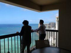 70代両親と行くハワイの旅