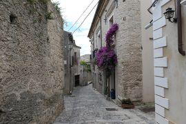 美しき南イタリア旅行♪ Vol.122(第5日)☆Gerace:イタリア美しき村「ジェラーチェ」旧市街の散歩とショッピング♪