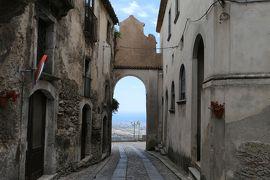 美しき南イタリア旅行♪ Vol.123(第5日)☆Gerace:イタリア美しき村「ジェラーチェ」素晴らしいパノラマ♪