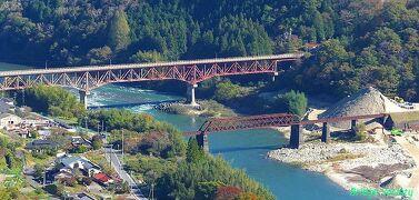 ◆中津川~下付知 北恵那鉄道廃線跡巡りの旅◆Remains of Kita-ena Railway◆