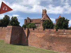 ポーランドとスロバキア13日間の旅③ 世界遺産マルボルク城