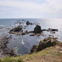 エンルム岬、えりも岬、地球岬、神威岬の岬巡り