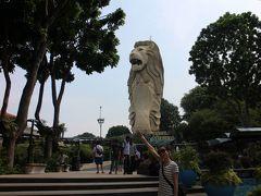 弾丸*シンガポール 2日目 セントーサ島