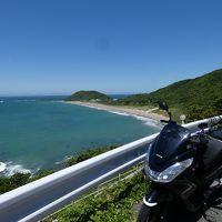 2018 ソロツーリング � 125ccバイクで 大阪〜鳥羽〜浜名湖〜富士宮〜富士山