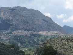 美しき南イタリア旅行♪ Vol.126(第5日)☆Marina di Gioiosa Ionica→Stilo:古城を眺めながらスティーロへ♪