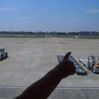 父子ふたり旅、大阪へ