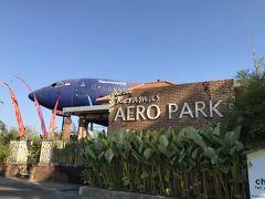2018年9月 バリ出張記 KIX-SIN-DPS/ビジネスクラス KeramasのAERO PARK(飛行機レストラン)に行ってきた。バイク焼けでUVカットの必要性を痛感したバリ島。編