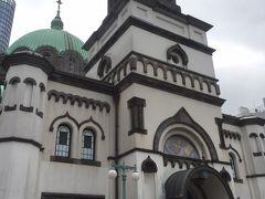 【東京】 ニコライ堂(東京復活大聖堂)へ行ってみた
