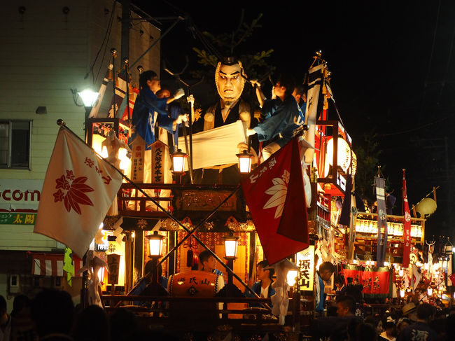 北海道最古のまつりとして有名な姥神大神宮渡御祭を見に札幌市から下道でドライブしてきました。夏休みだったので江差以外にもいくつか道南のイベントを覗いてきました。三本杉岩近くになるまで天気はあまり良くなかったですが比較的天気には恵まれていました。