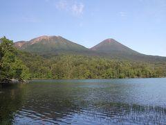 201807-06_夏の北海道6日目(屈斜路湖の雲海、雌阿寒岳登山) Hokkaido in summer (Climbing Mt. Me-Akan, etc)