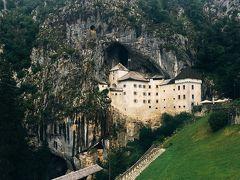 ポストイナの鍾乳洞と洞窟城~イゾラ散策~ストゥルニャンで海水浴