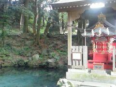 御岩神社を始めとするパワスポ旅